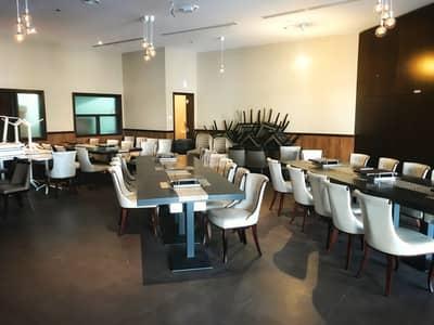 Shop for Rent in Al Mamzar, Dubai - Ready Restaurant | Brand New Kitchen Equipment & Furniture | Chiller Free
