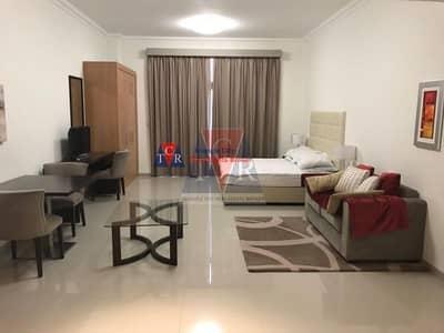 Studio for Sale in Arjan, Dubai - investor deal rented large furnished studio Arjan lincoln park.
