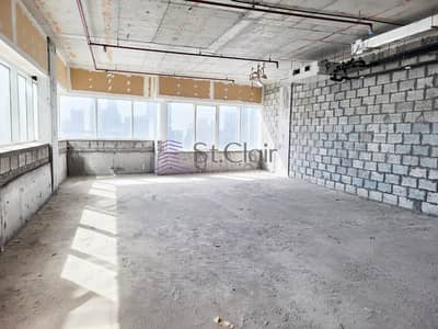 Office for Rent in Business Bay, Dubai - Negotiable Cheques and Grace Period | Canal View | Shell and Core
