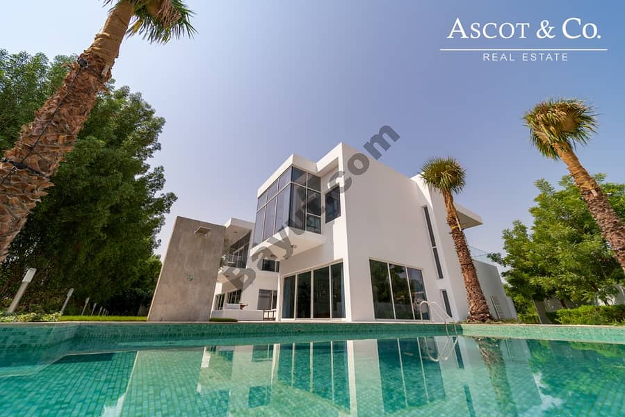 Exclusive Community  Modern Finish 6 Bed