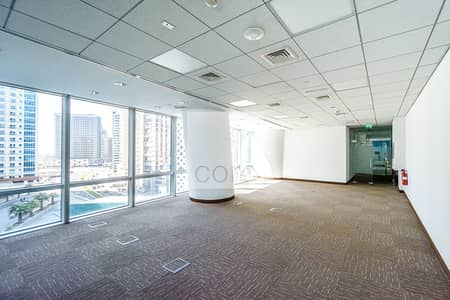Office for Rent in Business Bay, Dubai - Fitted Office | Prime Location | Parking