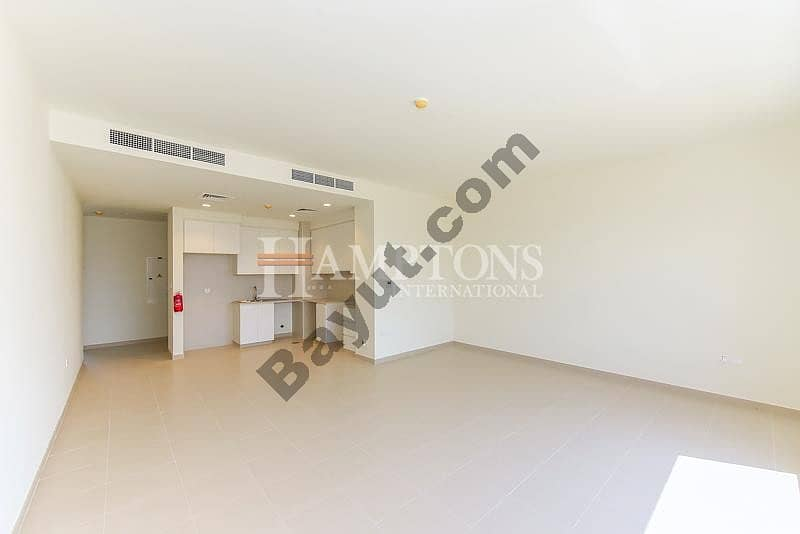 2BR| First Floor |Big Terrace|Single Row