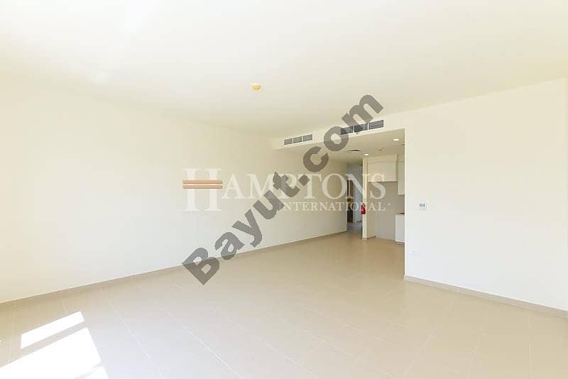 2 2BR| First Floor |Big Terrace|Single Row