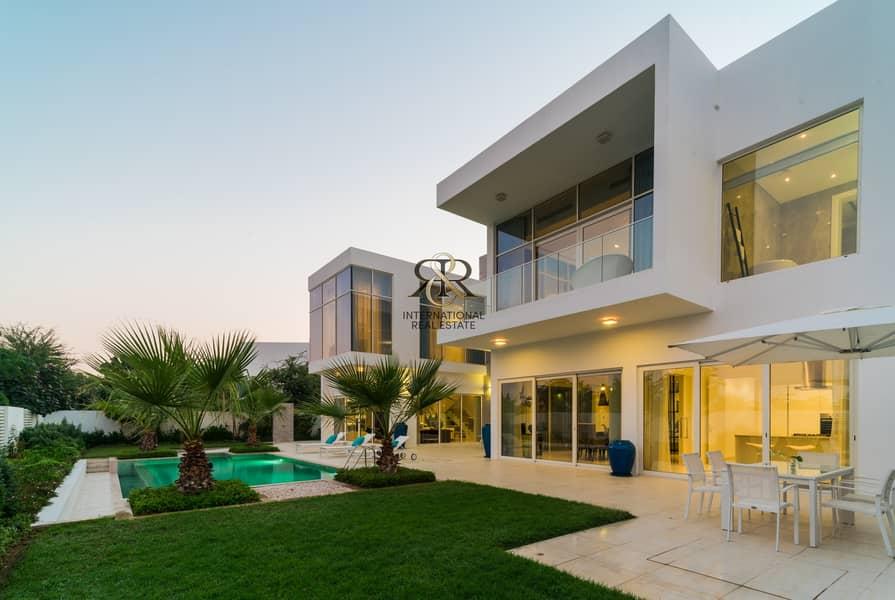 2 Luxurious Upgraded finishing | Contemporary Style Villa