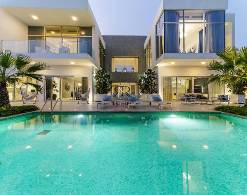 19 Luxurious Upgraded finishing | Contemporary Style Villa