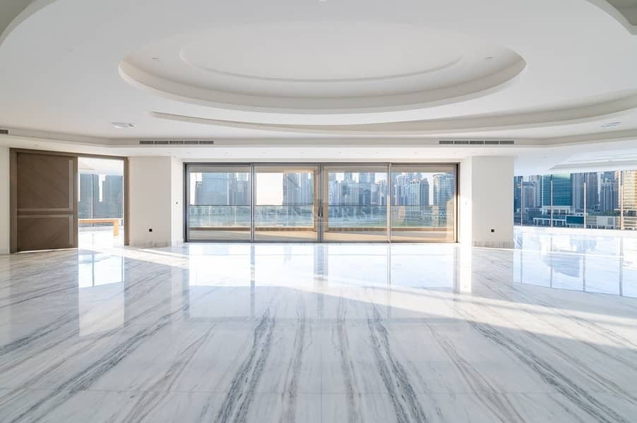 Most Exclusive 5BR Luxury Full Floor Penthouse