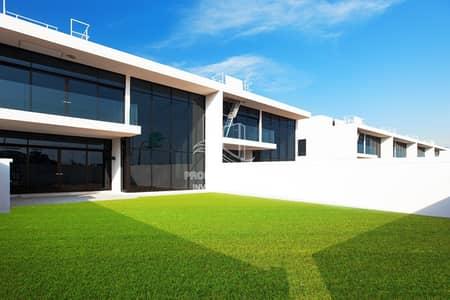 تاون هاوس 4 غرف نوم للبيع في جزيرة السعديات، أبوظبي - Hot Deal !! Own Your Fantastic Big Corner Plot 4+Maid