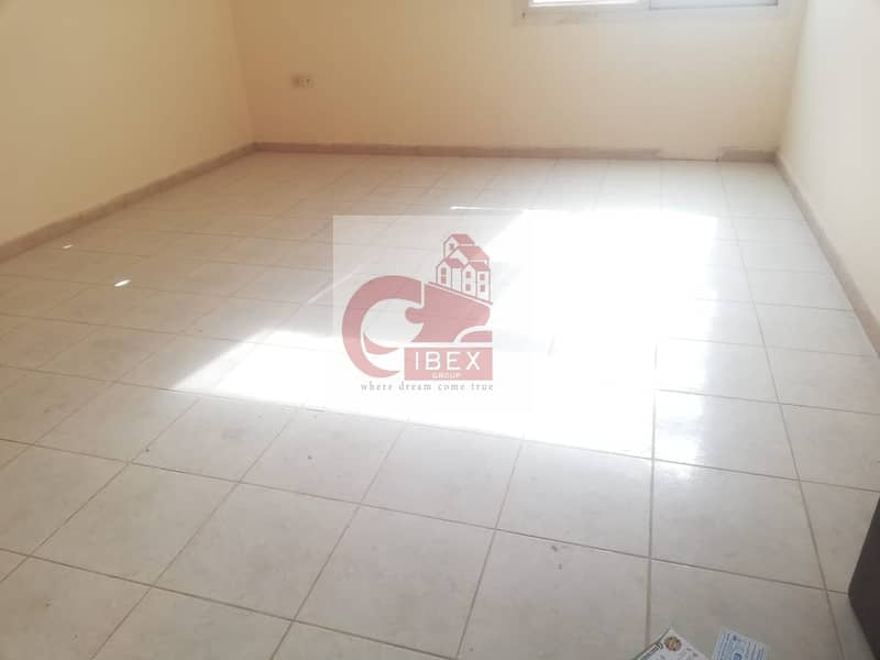 2 very prime locutation 1bhk just 16k very neat and clean building high maintinance in muwalileh sharjah