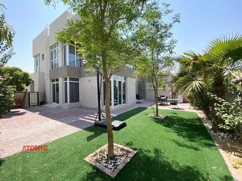 4 bedroom +Study Room !Modern Style !Ceder Villa For Sale