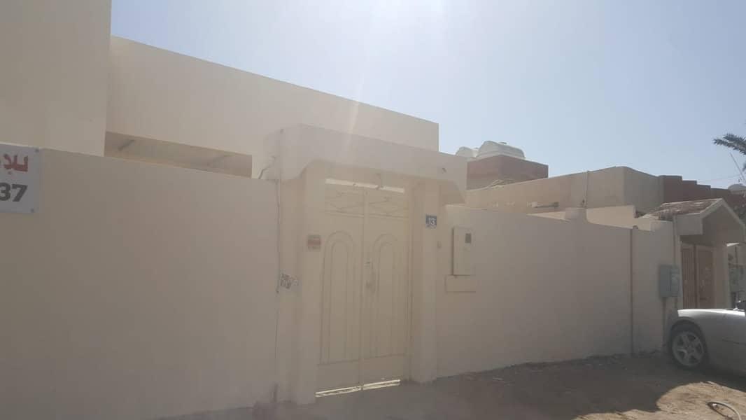 Villa in Al Nuaimia for family housing