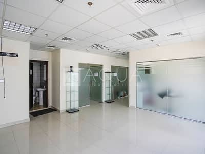 Office for Rent in Al Nahda, Dubai - Partitioned Office | Rent | Business Bay