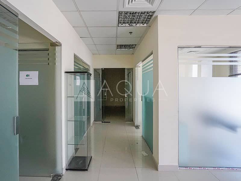 2 Partitioned Office | Rent | Business Bay
