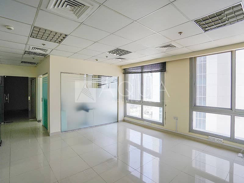Partitioned Office | Rent | Business Bay