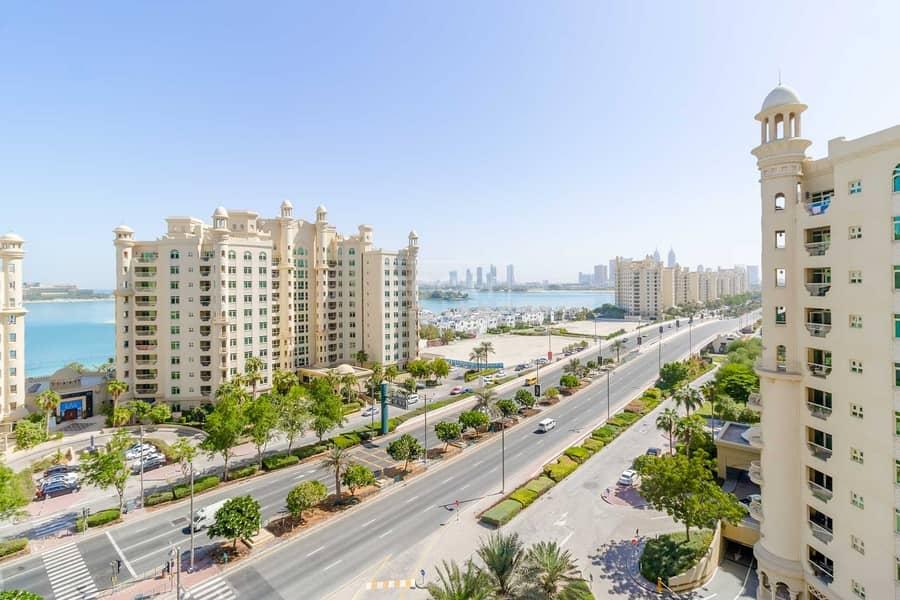 Large 3 Bed plus Maids | Burj Al Arab View | Palm Jumeirah