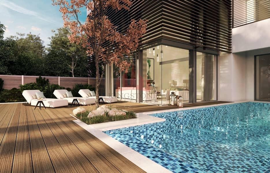 11 Excellent 4 Bedroom Forest Villa Sobha Hartland