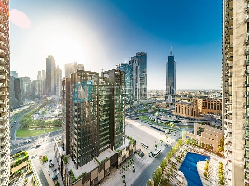 16 Brand New 2 BR I Ready To Move In I Stunning View