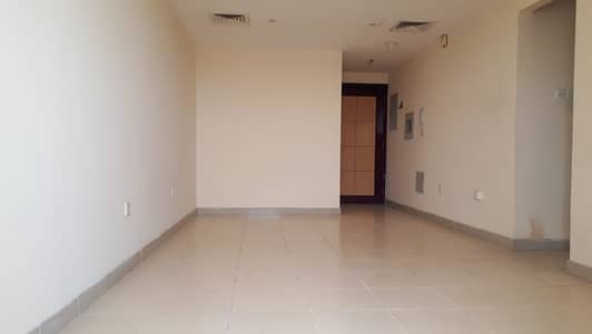 2 Bedroom Apartment for Sale in Garden City, Ajman - Best Offer!! Corner 2 Bedroom Hall w balcony and open road view in Madarin Tower Garden City Ajman