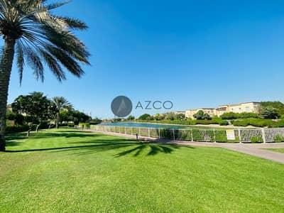 فیلا 2 غرفة نوم للايجار في الينابيع، دبي - Spectacular Views in Every Direction | 2BR TH |