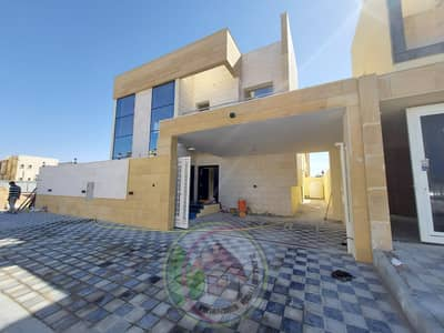 5 Bedroom Villa for Sale in Al Yasmeen, Ajman - For owners of luxury and very high-end finishes_ European style villa_ large building area_ excellent location close to all services
