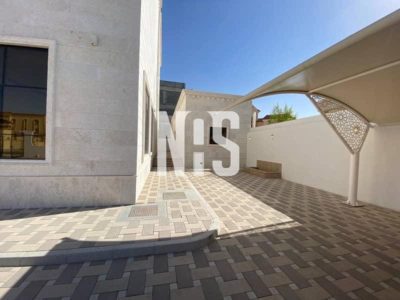 30 Brand New 7 BR Villa In MBZ