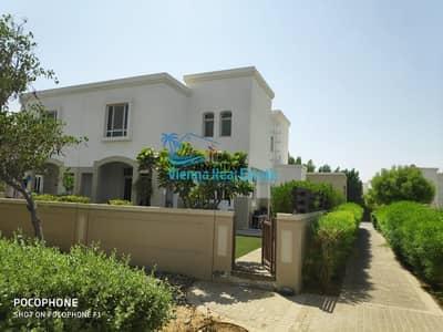 3 Bedroom Villa for Sale in Al Ghadeer, Abu Dhabi - Corner Single Row 3+1 Villa In Waterfall 1.8M
