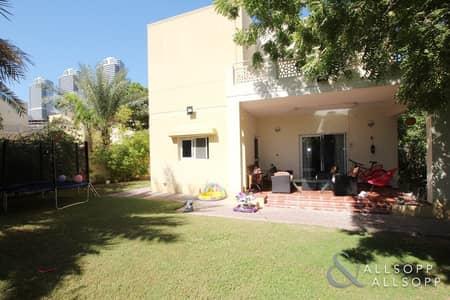 4 Bedroom Villa for Sale in The Meadows, Dubai - Large Plot | Next to Pool & Park | Vastu