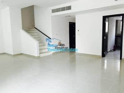 فیلا 5 غرف نوم للايجار في الريف، أبوظبي - Single Row Corner 5 BR Villa For Rent 145K