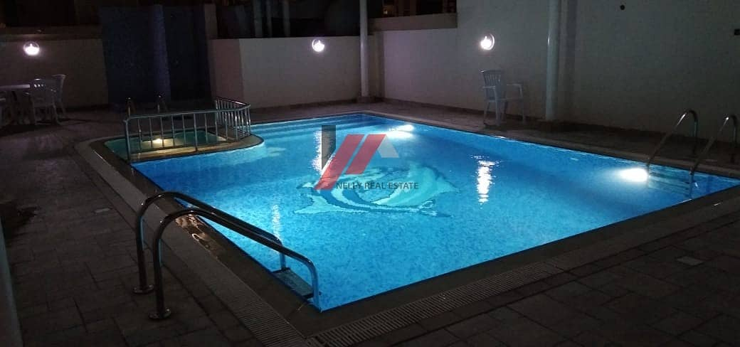 2 NO COMMISION | 12 CHEQUES | LIKE A NEW 3 BR | 45 DAYS FREE | GYM+POOL+PARKING |