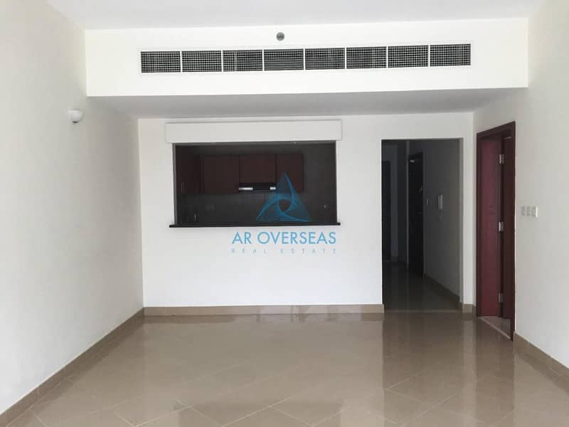 2 Top Floor 1 BHK + Maid Room Chiller Free Apart for Rent