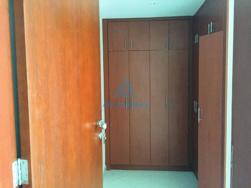 10 Top Floor 1 BHK + Maid Room Chiller Free Apart for Rent