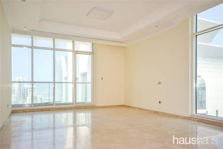 5 Bedroom Penthouse for Rent in Jumeirah Lake Towers (JLT), Dubai - Outstanding Unfurnished Penthouse 5 Bedroom