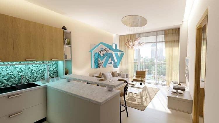 2 affordable units for sale in Dubai studio city with 7 years payment plan