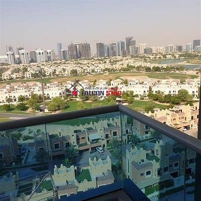 2 Bedroom Apartment for Sale in Dubai Sports City, Dubai - HIGHER FLOOR - BIGGEST AND STRAIGHT LAYOUT - FURNISHED 2 BED
