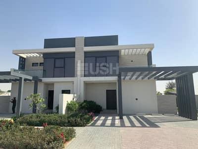 4 Bedroom Townhouse for Sale in DAMAC Hills (Akoya by DAMAC), Dubai - VILLA 4 BR|Single row|Park Veiw