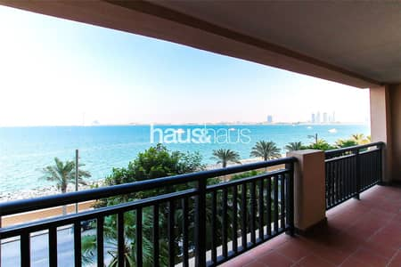 1 Bedroom Apartment for Rent in Palm Jumeirah, Dubai - Never Rented | Like New | Key With Me | Genuine