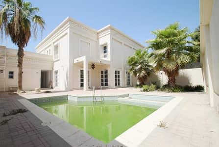 4 Bedroom Villa for Rent in Jumeirah, Dubai - Beautiful | Very spacious 4bed | Private pool | Garden