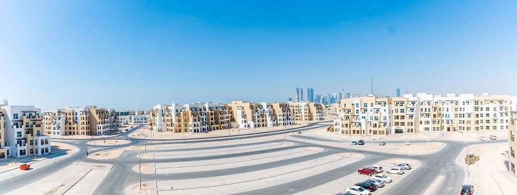 Book Brand New Furnished Apartment 1 BHK and Get up to Two Free Tourist Visas