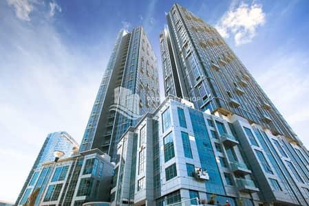 1 Bedroom Flat for Sale in Al Reem Island, Abu Dhabi - Hot Price!! Brand New & High Floor Apt with Water Views