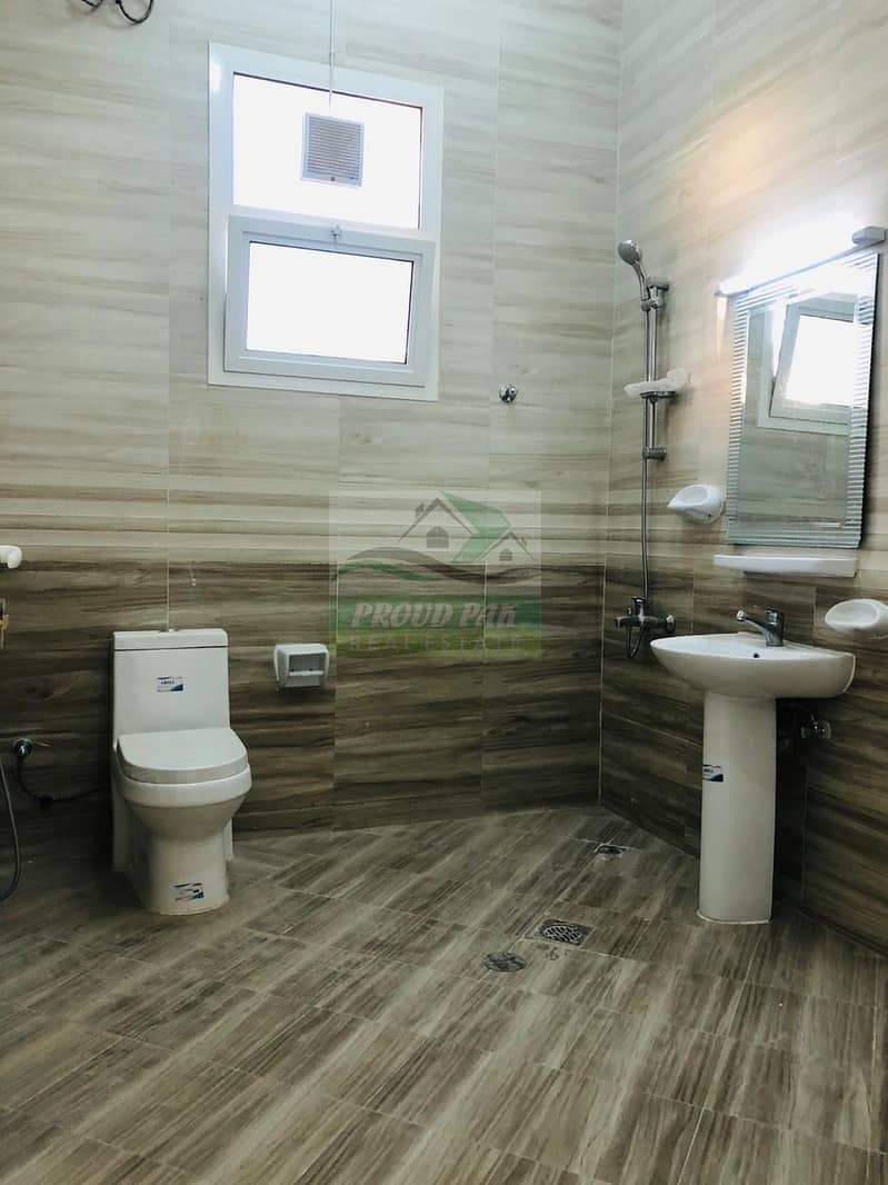 10 Luxurious Brand New 2BHK With 3 Washrooms in Villa at Al Shawamekh