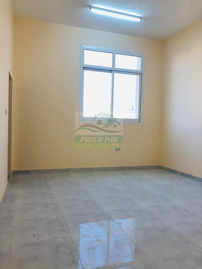 شقة 2 غرفة نوم للايجار في الشوامخ، أبوظبي - Change Your Life Style Brand New 2bhk With 3 Washrooms For Family at AL Shawamekh