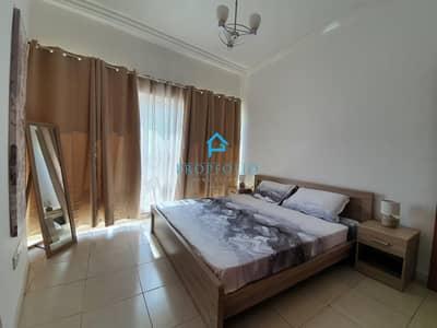 فلیٹ 1 غرفة نوم للايجار في واحة دبي للسيليكون، دبي - Cozy Fully Furnished 1 bhk I Wardrobe I Open View