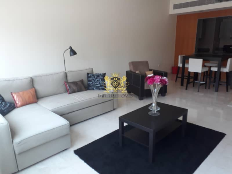 Furnished | 1011 Sft | Store Room |  Balcony