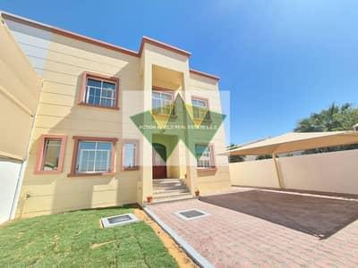 Unique style villa with Private Garden rent in MBZ City
