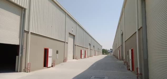Warehouse for Sale in Dubai Investment Park (DIP), Dubai - No Comission!! Direct From owner!!! for sale 95000sqft Brand Compound Warehouse in DIP2 with power 550KWT