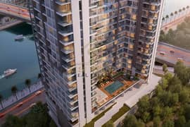 Best Investment Plan!Fully Furnished Apt|Call Us Now
