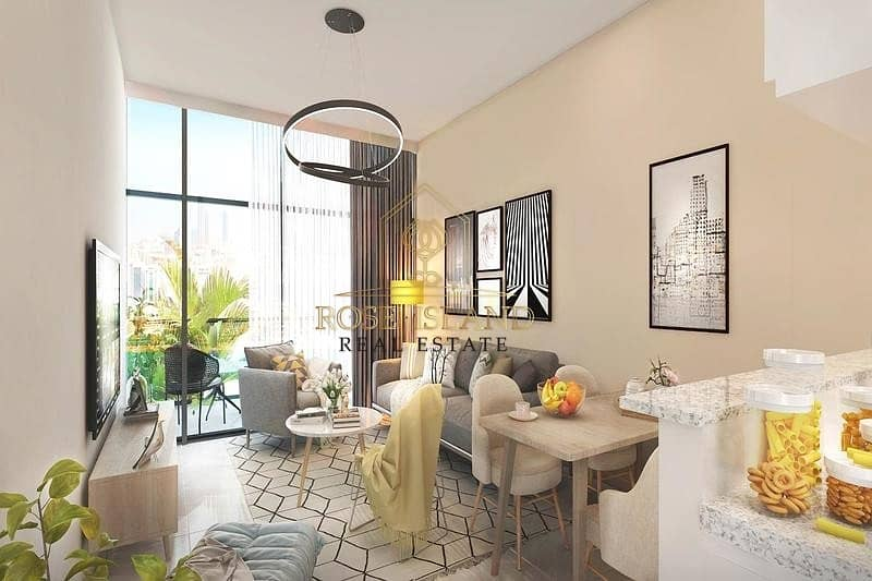 2 Best Investment Plan!Fully Furnished 1Br Apt|Call Us Now