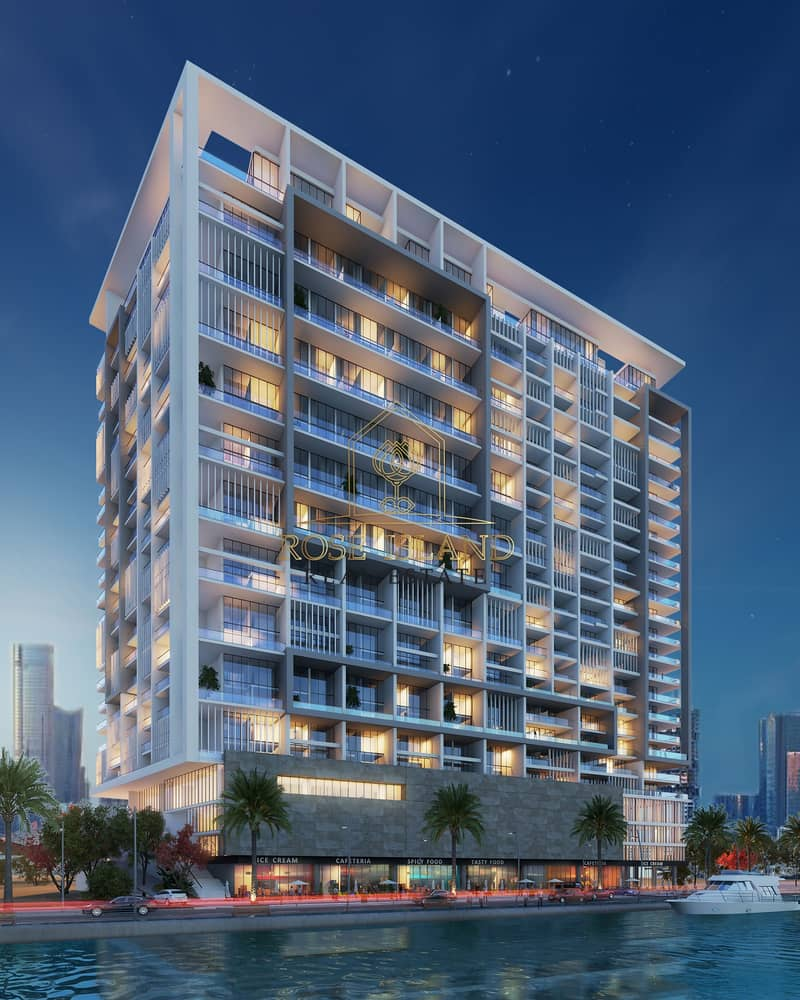 Amazing Payment Plan|Fully Furnished|Best View