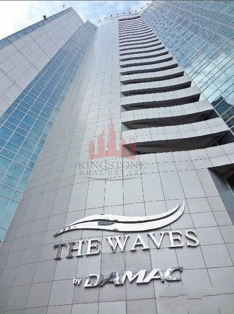 2 The Waves. Fully furnished 2 B/R Apt. Available now