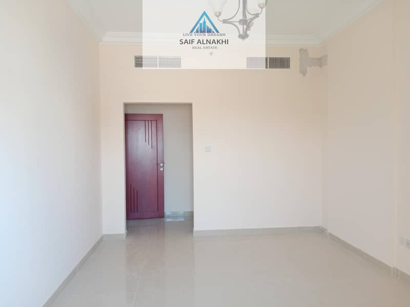 2 HOT OFFER VERY HUGE ELEGANT 1BHK APARTMENT AT GOOD LOCATION & GOOD VIEW IN UNIVERSITY AREA NEW MUWAILEH