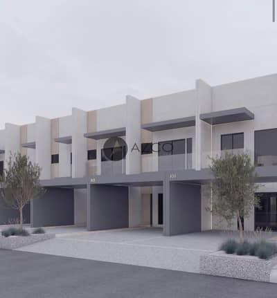 تاون هاوس 3 غرف نوم للبيع في مدينة محمد بن راشد، دبي - SECLUDED 3BR TOWN HOUSE I 40% 2YRS POST HANDOVER PLAN